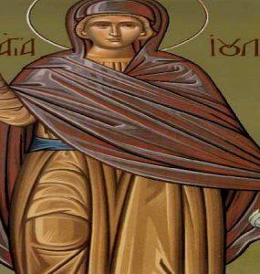 Εορτή Αγίων Κηρύκου και Ιουλίττης της μητρός αυτού