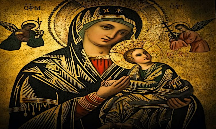 Έχετε την Εικόνα της Παναγίας μας στο σπίτι σας;