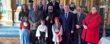 Η πρώτη επίσκεψη Αρχιεπισκόπου μετά από 24 χρόνια στην Καμπέρα της Αυστραλίας