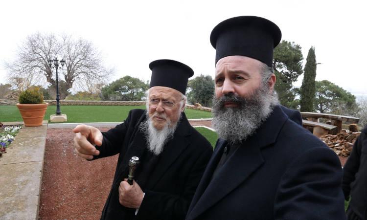 Γράμμα συμπάθειας του Οικουμενικού Πατριάρχου προς τον Αρχιεπίσκοπο Αυστραλίας