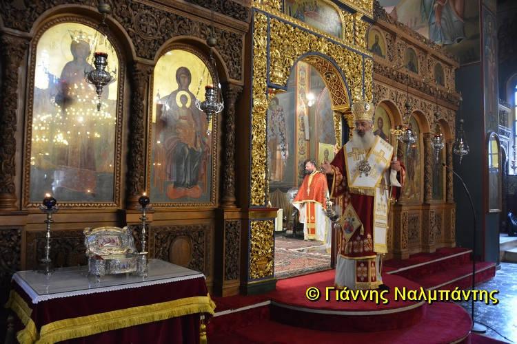 Εορτή Αγίας Κυριακής στην Αλεξανδρούπολη (ΦΩΤΟ)