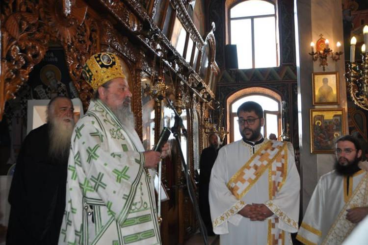 Χειροτονία νέου κληρικού στη Μητρόπολη Δράμας