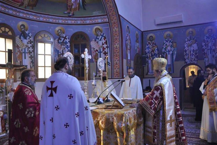 Εορτή Αγίου Παντελεήμονος στη Μητρόπολη Δράμας