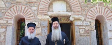 Ο Μητροπολίτης Φθιώτιδος στη Μαρτυρική πόλη της Υπάτης (ΦΩΤΟ)