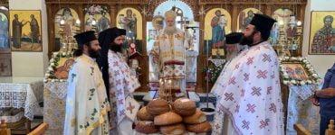 Εορτή Αγίων Αναργύρων στην Ενορία Μύρτου Ιεράπετρας