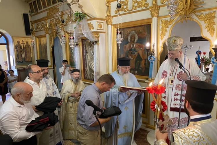11 χειροθεσίες Ιεροψαλτών στη Μητρόπολη Κυδωνίας