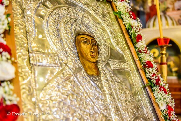 Εορτή της Πολιούχου του Λαγκαδά (ΦΩΤΟ)