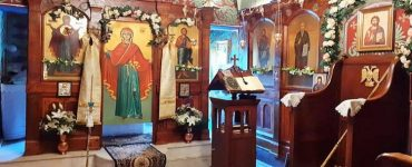 Εορτή Παναγίας των Βλαχερνών στη Μητρόπολη Λέρου