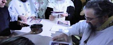 Ακολουθία διασαλευθείσης Αγίας Τραπέζης στη Μονή Κόκκινης Εκκλησιάς Πλατυστόμων Λευκάδος