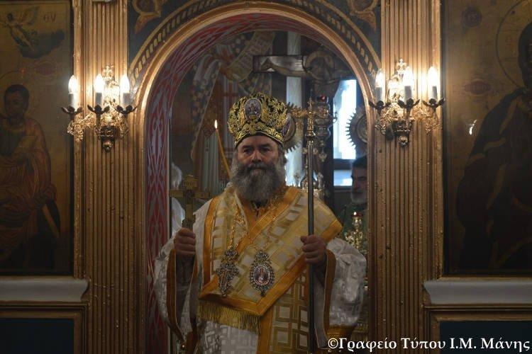 Μάνης Χρυσόστομος: Ο Ιουστινιανός δεν έφτιαξε τζαμί αλλά χριστιανικό ναό