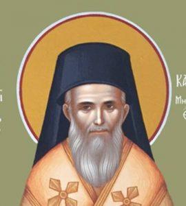 Βίος Αγίου Καλλινίκου Μητροπολίτου Εδέσσης