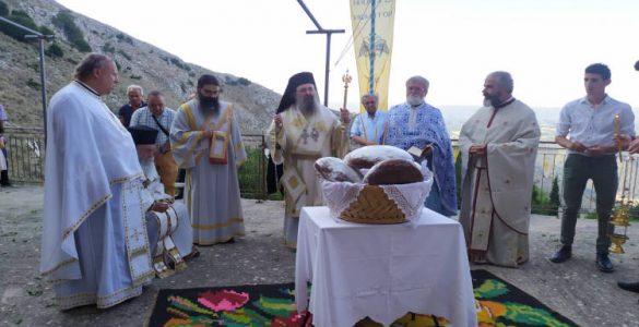Η Εορτή του Οσίου Ιωακείμ στη Μητρόπολη Πατρών