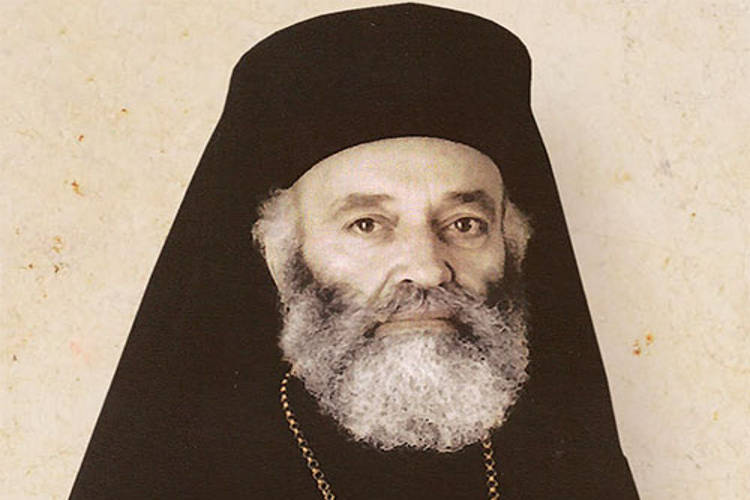 30 χρόνια από την κοίμηση του Μητροπολίτου Πέτρας κυρού Δημητρίου