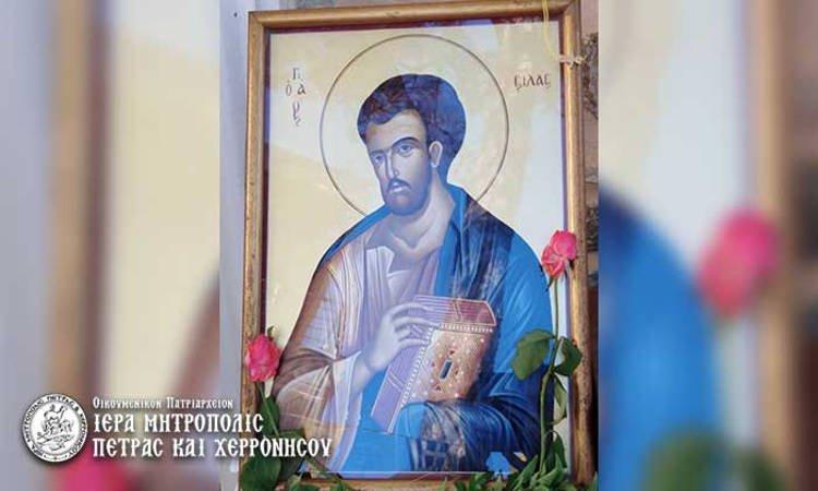 Καθοριστική υπήρξε για την πρώτη Εκκλησία των Ιεροσολύμων η κήρυξη του Ευαγγελίου από τον Απόστολο Σίλα