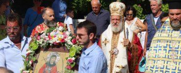 Η Εορτή της Αγίας Παρασκευής στη Σύρο