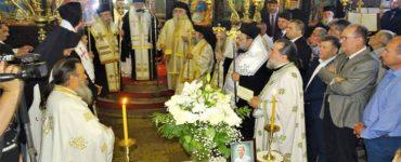 Ο Αρχιεπίσκοπος στο τεσσαρακονθήμερο μνημόσυνο του Θεοδώρου Σπηλιώτη