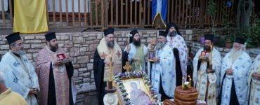 Λαμπρά εόρτασε η Ιερά Μονή Αγίου Προκοπίου Πύλης Τρικάλων