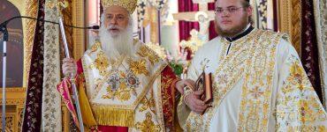 Χειροτονία Διακόνου στη Μονή Αγίας Κυριακής Λουτρού (ΦΩΤΟ)a