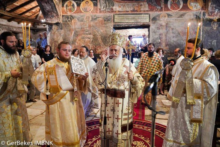 Εορτή Αγίου Μεγαλομάρτυρος Προκοπίου στη Βέροια (ΦΩΤΟ)