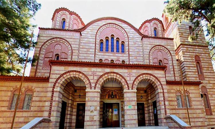 Αγρυπνία Αγίου Σπυρίδωνος στην Καλαμαριά