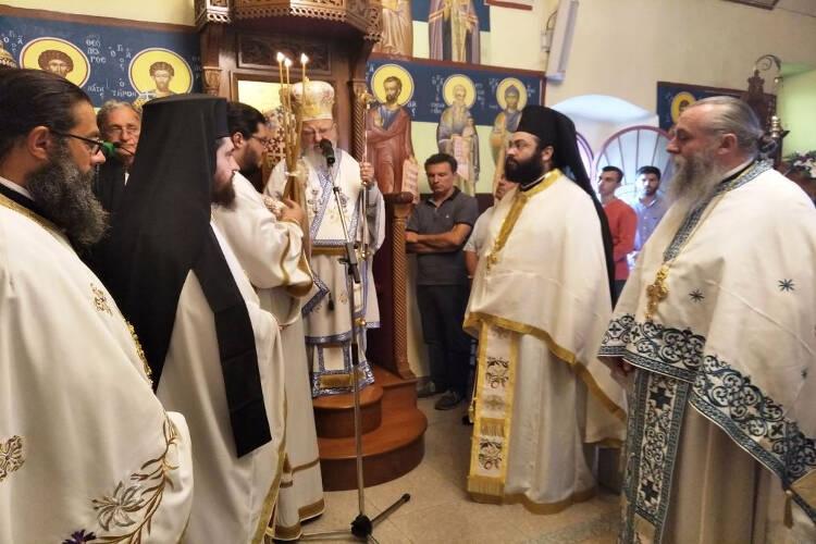 Εορτασμός Αγίου Βλασίου Ακαρνάνος (ΦΩΤΟ)