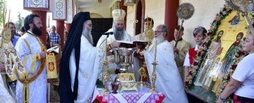 Θεμελίωση Παρεκκλησίου Αγίων Ραφαήλ, Νικολάου και Ειρήνης στη Μητρόπολη Κίτρους (ΦΩΤΟ)