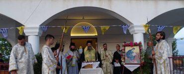 Εορτή Αγίου Νικοδήμου του Αγιορείτου στην Πιερία (ΦΩΤΟ)