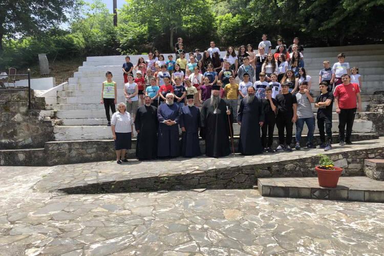 Τελετές Λήξης των Κατηχητικών Συνάξεων της Μητροπόλεως Κίτρους (ΦΩΤΟ)