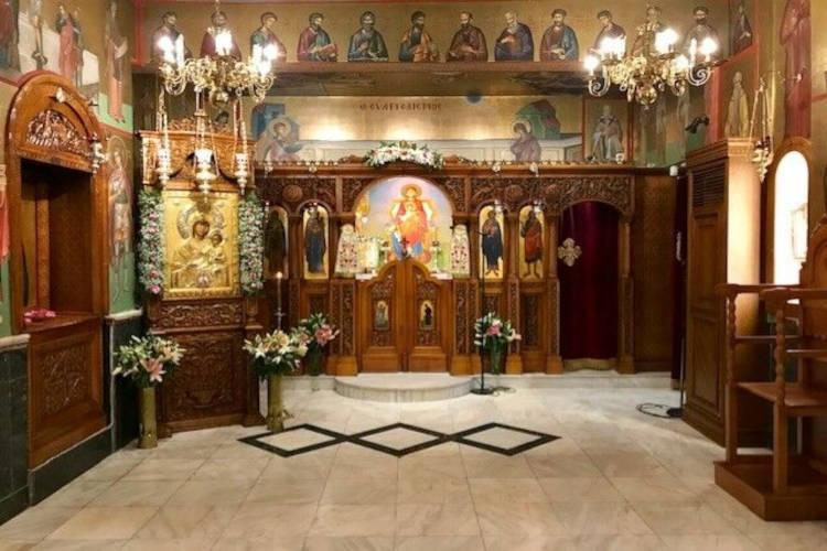 Ξεκινούν και πάλι οι Κυριακάτικες Θείες Λειτουργίες στο Ιερό Παρεκκλήσιο της Αγίας Παρασκευής στη Νέα Ιωνία