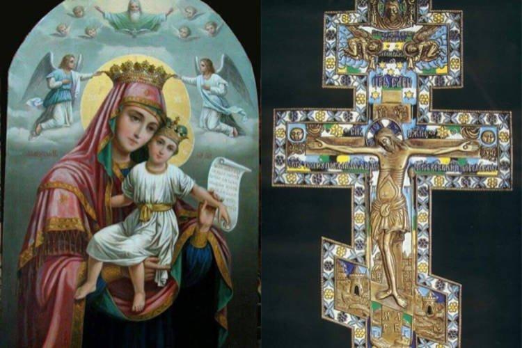 Αγρυπνία για την είσοδο στη Νηστεία της Παναγίας μας στη Νέα Ιωνία