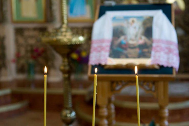 Ετήσιο Μνημόσυνο Μητροπολίτου Τυρολόης Παντελεήμονος στη Μονή Βλατάδων