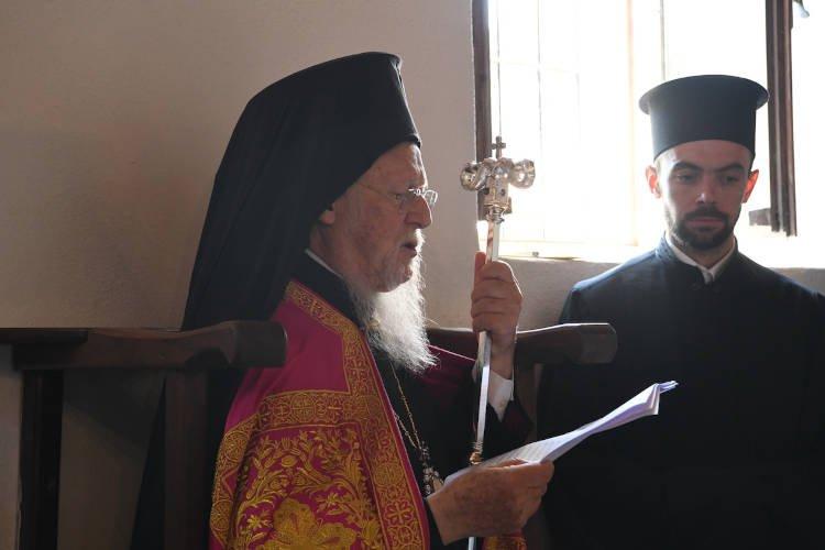 Οικουμενικός Πατριάρχης: Η Ίμβρος ανήκει σε αυτούς που ανήκουν σε αυτήν (ΦΩΤΟ)
