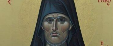 Θεία Λειτουργία στον Όσιο Νικηφόρο τον Λεπρό (Απαρχή Δεκαπενταύγουστου)
