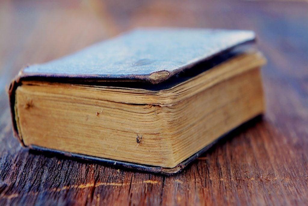 Τι είναι η Αγία Γραφή;