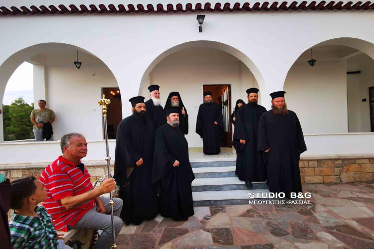 Η Αργολίδα τιμά τον Προστάτη της Άγιο Θεοδόσιο (ΦΩΤΟ)