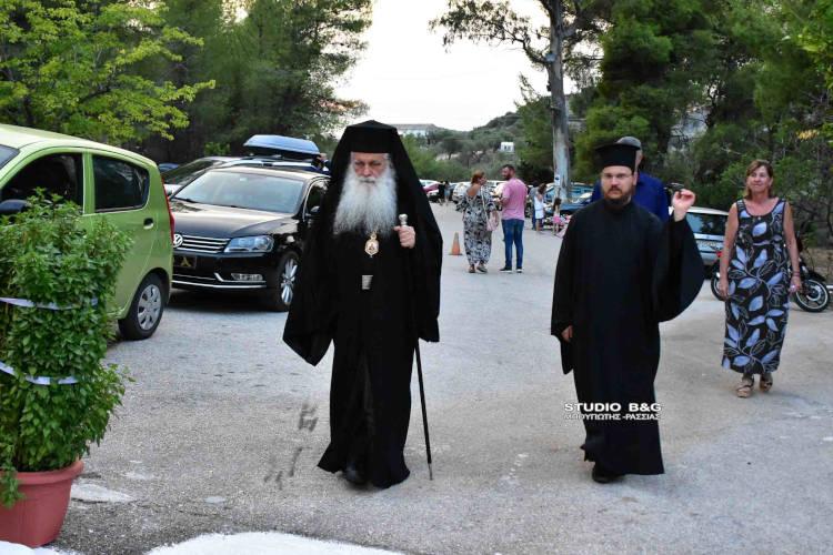 Εορτή Αγίων Αδριανού και Ναταλίας στη Μητρόπολη Αργολίδος (ΦΩΤΟ)