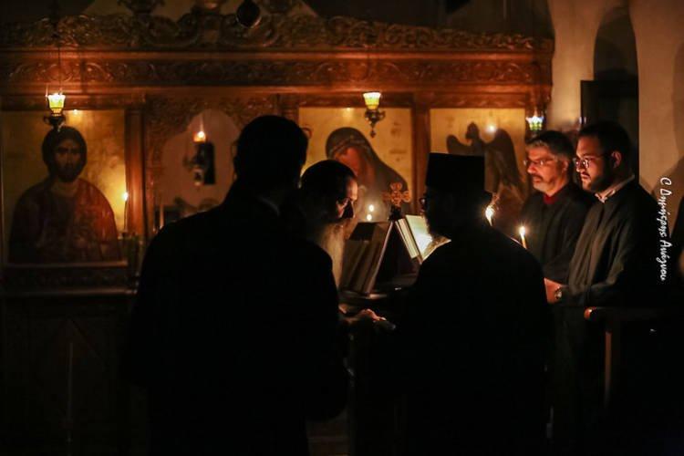 Αρχιερατική Αγρυπνία μετά από 120 χρόνια στην Αγία Σοφία Υπάτης