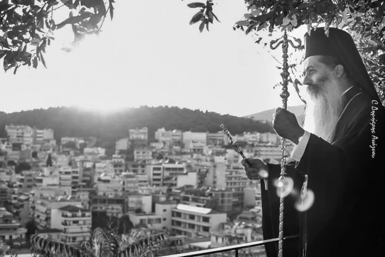 Η Λαμία γιόρτασε τον Άγιο Φανούριο (ΦΩΤΟ)