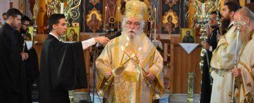 Θεία Λειτουργία στην Αγία Παρασκευή Άργους Ορεστικού (ΦΩΤΟ)