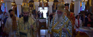 Εορτασμός του Αγίου Νικάνορος στην Καστοριά (ΦΩΤΟ)