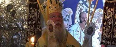 Κερκύρας Νεκτάριος: Να κρατήσουμε την ευλογία του Θεού