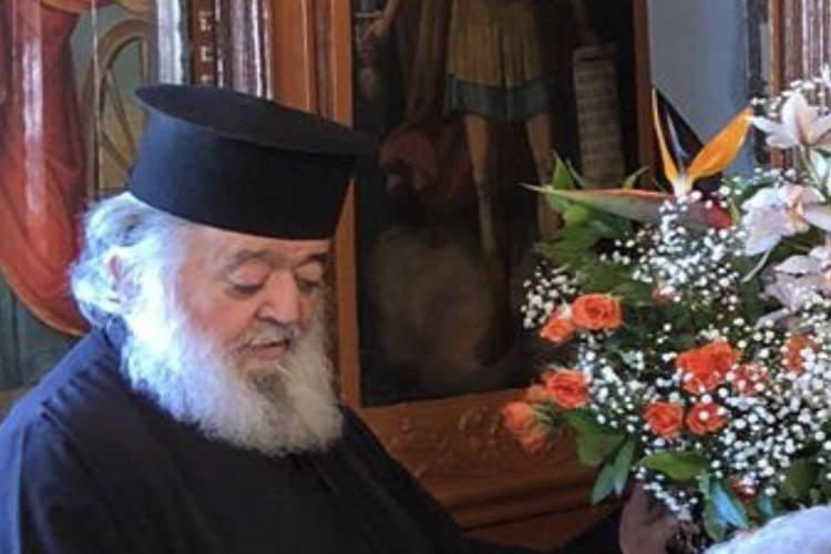 Εκοιμήθη ο π Πέτρος Λογαρίδης