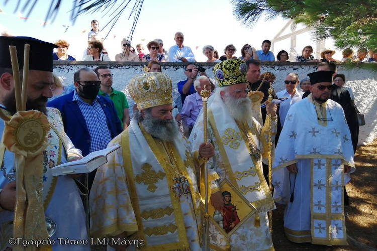 Εορτή Αγίας Ελέσης στα Κύθηρα (ΦΩΤΟ)