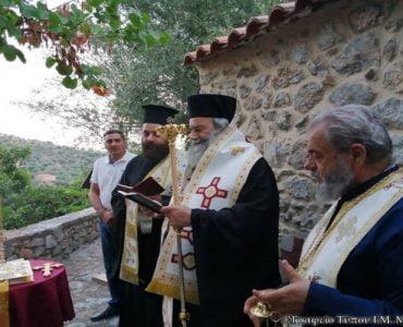 Μάνης Χρυσόστομος: Το πρόσωπο της Παναγίας μας γαληνεύει