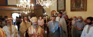 Μάνης Χρυσόστομος: Ανάμεσα στο Θαβώρ και την Γεθσημανή