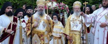 Πατρών Χρυσόστομος: Η Παναγία μας έσωσε πάντοτε και θα σώσει και τώρα την Πατρίδα μας...