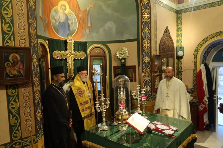 Η Μεγάλη Παράκληση της Παναγίας στη Σύρο