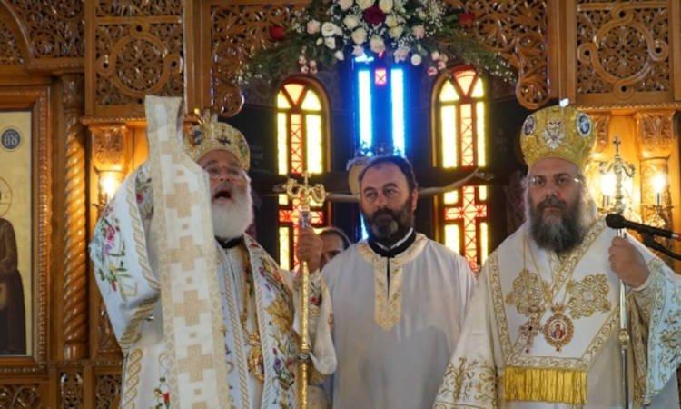 Εορτή Αγίου Κοσμά του Αιτωλού στην πόλη των Τρικάλων