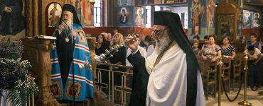 Πρώτος Παρακλητικός Κανόνας της Θεοτόκου στη Χαλάστρα (ΦΩΤΟ)