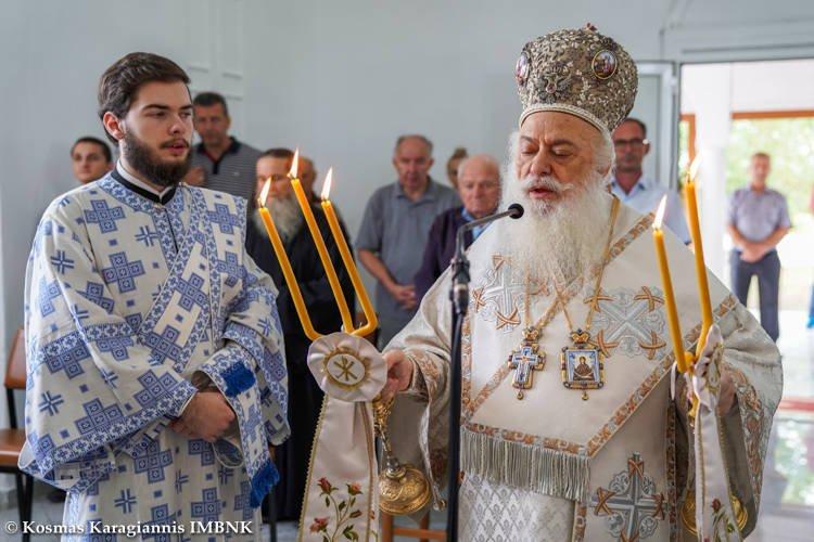 Η εορτή του Αγίου Νικάνορος στη Μητρόπολη Βεροίας (ΦΩΤΟ)